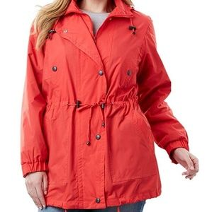 Woman Within 2 layer jacket